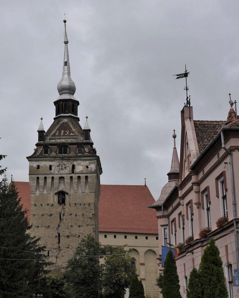 Įtvirtintos bažnyčios Transilvanijoje, Rumunijoje